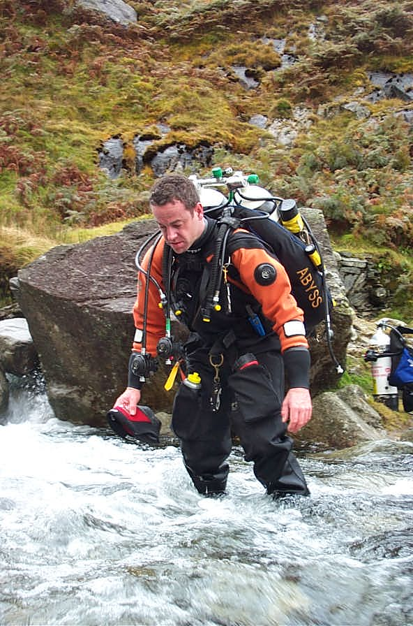 Catching Salmon in Cumbria